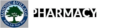 Masonic Village Pharmacy Logo